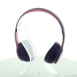 〔中古〕Beats by Dr. Dre 〔展示品〕 Beats Solo3 Wireless MR...