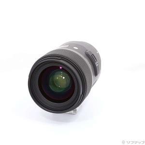 〔中古〕SIGMA(シグマ) 35mm F1.4 DG HSM [ソニーEマウント用]〔01/23(...
