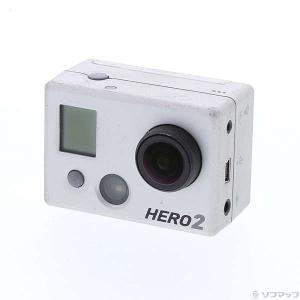 〔中古〕GoPro(ゴープロ) GoPro HD HERO2 Outdoor Edition (CHDOH-002)