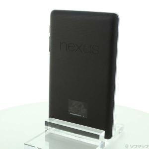 〔中古〕ASUS(エイスース) Nexus7 16GB ブラウン NEXUS7-16G Wi-Fi〔...