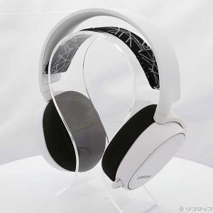 〔中古〕SteelSeries STEELSERIES ARCTIS 5 ホワイト