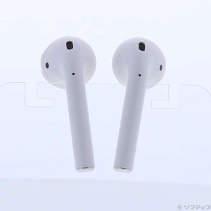 〔中古〕Apple(アップル) AirPods 第2世代 with Wireless Chargin...