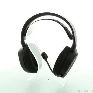 〔中古〕SteelSeries STEELSERIES ARCTIS 5 ブラック