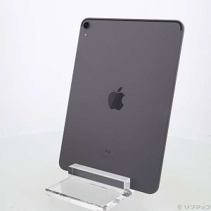 〔中古〕Apple(アップル) iPad Pro 11インチ 256GB スペースグレイ MTXQ2...