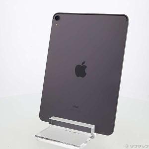 〔中古〕Apple(アップル) iPad Pro 11インチ 256GB スペースグレイ NTXQ2...