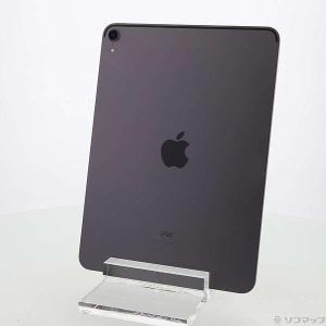 〔中古〕Apple(アップル) iPad Pro 11インチ 64GB スペースグレイ MTXN2J...