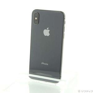〔中古〕Apple(アップル) iPhoneXS 512GB スペースグレイ MTE32J/A do...