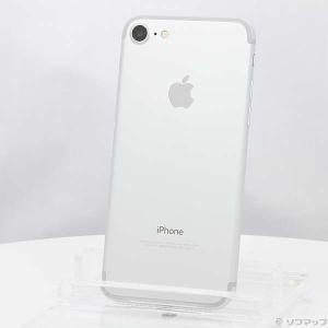 〔中古〕Apple(アップル) iPhone7 32GB シルバー MNCF2J/A SoftBan...