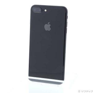 〔中古〕Apple(アップル) iPhone7 Plus 128GB ジェットブラック MN6K2J...