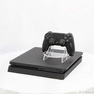 〔中古〕ソニー PlayStation 4 ジェット・ブラック 500GB