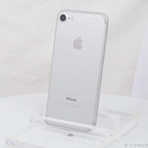 〔中古〕Apple(アップル) iPhone7 32GB シルバー MNCF2J/A docomoロ...