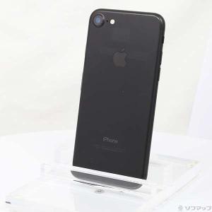 〔中古〕Apple(アップル) iPhone7 32GB ブラック MNCE2J/A docomoロ...