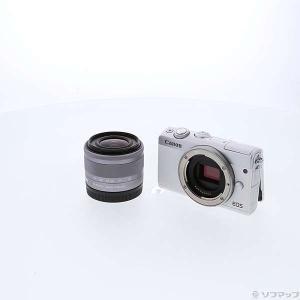 〔中古〕Canon(キヤノン) 〔展示品〕 EOS M100 EF-M15-45 IS STM レン...