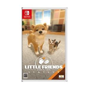 〔中古〕イマジニア LITTLE FRIENDS -DOGS & CATS - 〔Switch〕