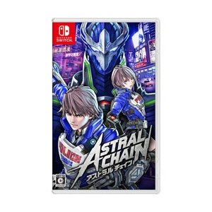 〔中古〕Nintendo(任天堂) ASTRAL CHAIN(アストラル チェイン) 〔Switch...