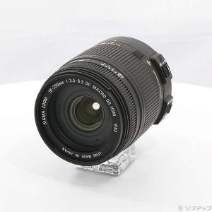 〔中古〕SIGMA(シグマ) 〔展示品〕 SIGMA 18-250mm F3.5-6.3 DC MA...