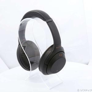 〔中古〕SONY(ソニー) WH-1000XM3 ブラック〔04/10(金)新入荷〕