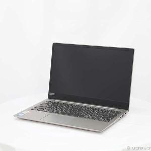 〔中古〕Lenovo(レノボジャパン) ideapad 320S 81AK00HFJP ミネラルグレ...