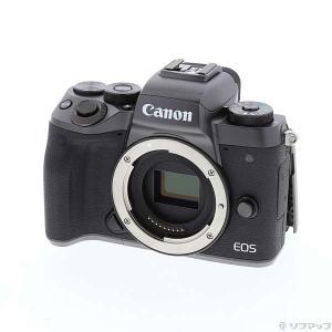 〔中古〕Canon(キヤノン) EOS M5 ボディ ブラック (2420万画素/SDXC)