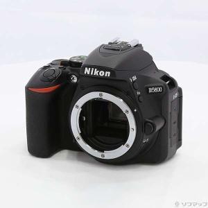 〔中古〕Nikon(ニコン) NIKON D5600 ボディ (2416万画素/ブラック/SDXC)...