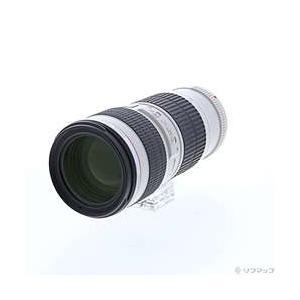 〔中古〕Canon(キヤノン) Canon EF 70-200mm F4L USM (レンズ)〔06...