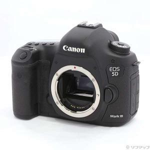 〔中古〕Canon(キヤノン) EOS 5D MarkIII (2230万画素/SDXC/CF)〔0...