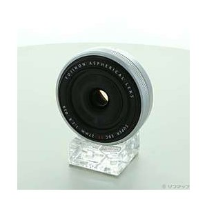 〔中古〕FUJIFILM(フジフイルム) XF 27mm F2.8 シルバー (レンズ)