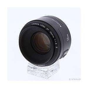 〔中古〕Canon(キヤノン) Canon EF 50mm F1.8 II (レンズ)