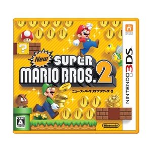 〔中古〕Nintendo(任天堂) New スーパーマリオブラザーズ 2 〔3DS〕〔05/25(月...
