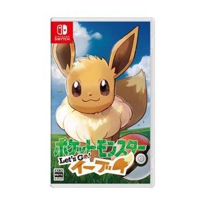 〔中古〕Nintendo(任天堂) ポケットモンスター Let's Go! イーブイ 通常版 〔Sw...