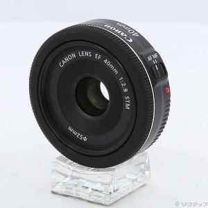 〔中古〕Canon(キヤノン) Canon EF 40mm F2.8 STM EF4028STM〔0...