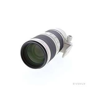 〔中古〕Canon(キヤノン) Canon EF 70-200mm F2.8L IS II USM ...