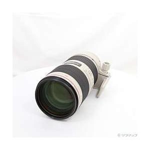 〔中古〕Canon(キヤノン)  Canon EF 70-200mm F2.8L IS II USM...