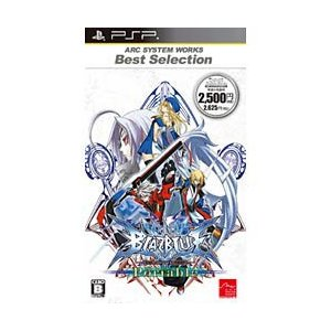 アークシステムワークス ARC SYSTEM WORKS Best SelectionBLAZBLUE CALAMITY TRIGGER Portable 【PSPゲームソフト】 [振込不可]|y-sofmap
