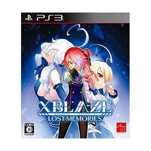 アークシステムワークス XBLAZE LOST:MEMORIES (エクスブレイズ ロスト メモリーズ) 【PS3ゲームソフト】|y-sofmap