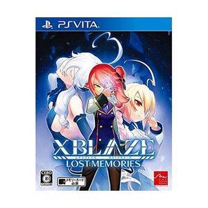 アークシステムワークス XBLAZE LOST:MEMORIES (エクスブレイズ ロスト メモリーズ) 【PS Vitaゲームソフト】|y-sofmap