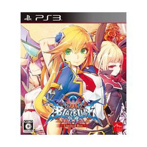 アークシステムワークス BLAZBLUE CENTRALFICTION (ブレイブルー セントラルフィクション) Limited Box 【PS3ゲームソフト】 [振込不可]|y-sofmap