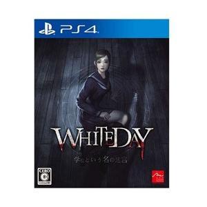 アークシステムワークス WHITEDAY〜学校という名の迷宮〜 【PS4ゲームソフト】 y-sofmap