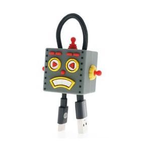 フォーカルポイント UNEWEAR CableArt ロボット USB-A to USB-C 同期/...