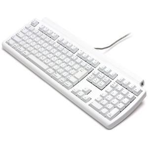 タクタイルスイッチ採用、USB2.0HUBを搭載したMac用メカニカルキーボード。