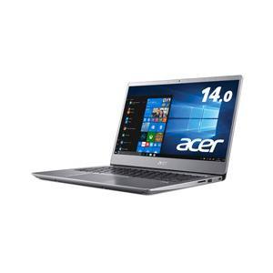 Acer(エイサー) モバイルノートPC SF314-56-N78U/SF スパークリーシルバー [Core i7・14.0インチ・Office付き・SSD 256GB・メモリ 8GB] y-sofmap