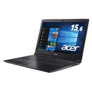 Acer(エイサー) Aspire 3 15.6型ノートパソコン Pentium メモリ4GB SSD256GB Windows10 オブシディアンブラック A315-53-N24U/K (A31553N24UK) y-sofmap