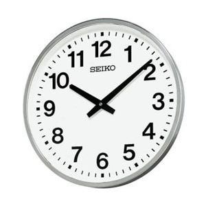 セイコー 掛け時計 「オフィスクロック(屋外・JIS防雨型)」 KH411S|y-sofmap