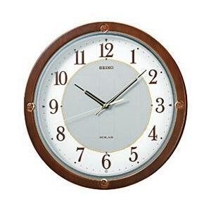 セイコー SF232B ソーラー電波掛け時計 「ソーラープラス」|y-sofmap