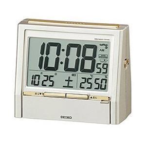 セイコー 電波目覚まし時計 「トークライナー」 DA206G|y-sofmap