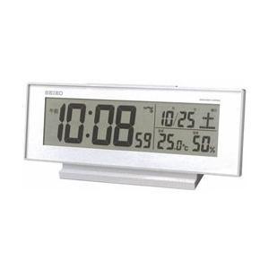 セイコー 電波目覚まし時計 SQ762W|y-sofmap