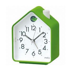 セイコー 目覚まし時計 「PYXIS」 NR434M y-sofmap