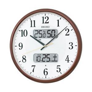 セイコー 電波掛け時計 KX383B|y-sofmap