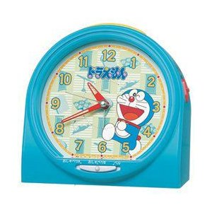 セイコー 目覚まし時計 「ドラえもん」 CQ137L|y-sofmap