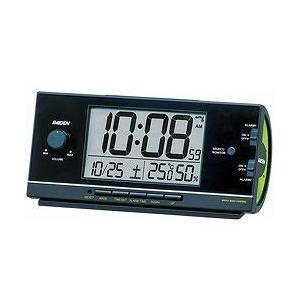 セイコー 電波目覚まし時計 NR534K(黒)の関連商品6